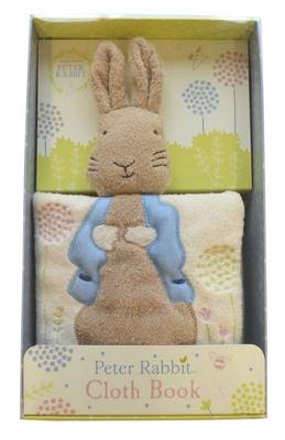 Peter Rabbit Cloth Book   ISBN:9780241248249