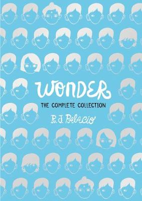 Wonder: The Complete Collection By (author) R J Palacio ISBN:9780241368381