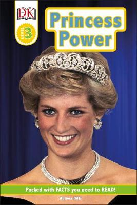 Princess Power By (author) Andrea Mills ISBN:9780241386262