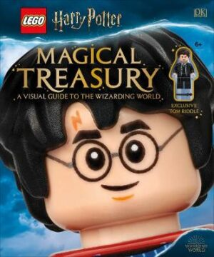 LEGO (R) Harry Potter (TM) Magical Treasury: A Visual Guide to the Wizarding World (with exclusive Tom Riddle minifigure) By (author) Elizabeth Dowsett ISBN:9780241409459