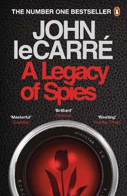 A Legacy of Spies By (author) John Le Carre ISBN:9780241981610
