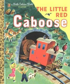 LGB The Little Red Caboose By (author) Marian Potter ISBN:9780307021526