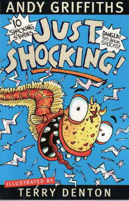 Just Shocking! By (author) Andy Griffiths ISBN:9780330423533
