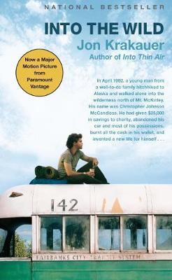 Into the Wild By (author) Jon Krakauer ISBN:9780330453677