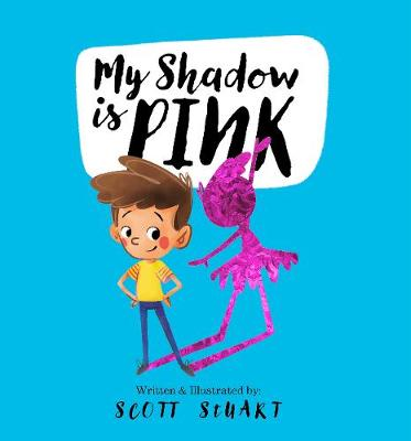 My Shadow is Pink By (author) Scott Stuart ISBN:9780648728757