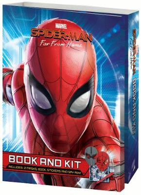 Spider-Man Far from Home Book and Kit   ISBN:9780655204213