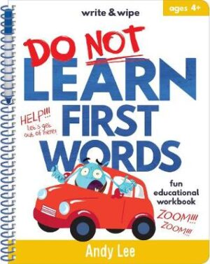 Write & Wipe - Do Not Learn First Words By (author) Andy Lee ISBN:9780655212096
