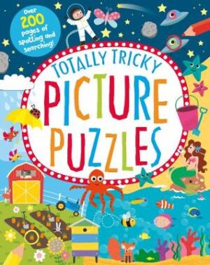 Totally Tricky Picture Puzzles   ISBN:9780655213864