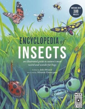 Encyclopedia of Insects By (author) Mr. Jules Howard ISBN:9780711249141
