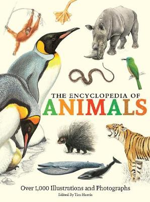 The Encyclopedia of Animals: More than 1