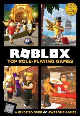 Roblox Top Role-Playing Games By (author) Egmont Publishing UK ISBN:9781405293037