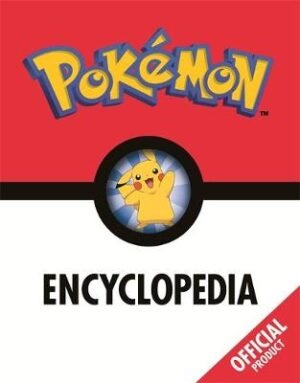 The Official Pokemon Encyclopedia By (author) Pokemon ISBN:9781408349953