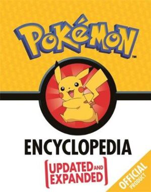 The Official Pokemon Encyclopedia: Updated and Expanded By (author) The Pokemon Company International ISBN:9781408358542
