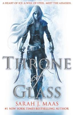 Throne of Glass By (author) Sarah J. Maas ISBN:9781408832332