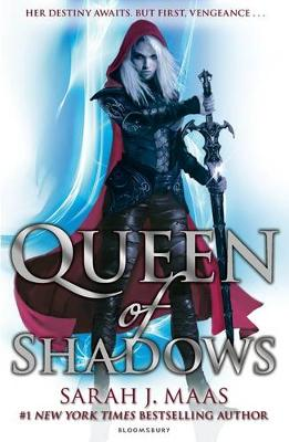 Queen of Shadows By (author) Sarah J. Maas ISBN:9781408858615