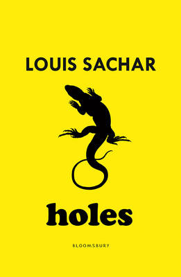 Holes By (author) Louis Sachar ISBN:9781408865231