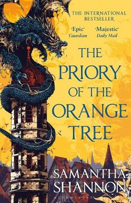 The Priory of the Orange Tree: THE NUMBER ONE BESTSELLER By (author) Samantha Shannon ISBN:9781408883358