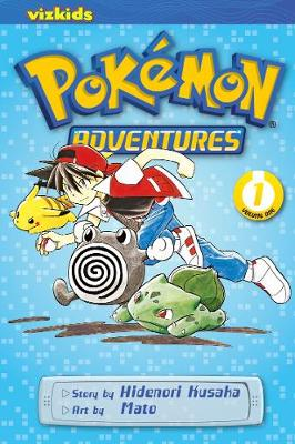Pokemon Adventures (Red and Blue)