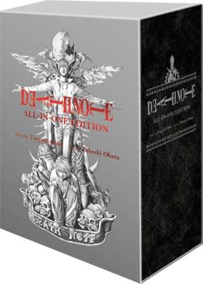 Death Note (All-in-One Edition) Illustrated by Takeshi Obata ISBN:9781421597713