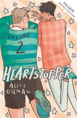 Heartstopper Volume Two By (author) Alice Oseman ISBN:9781444951400