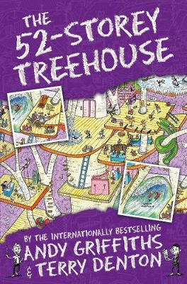 The 52-Storey Treehouse By (author) Andy Griffiths ISBN:9781447287575