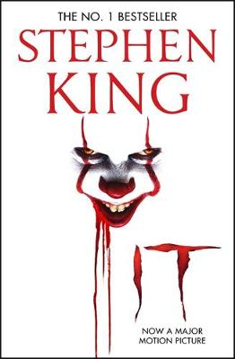 It: The classic book from Stephen King with a new film tie-in cover to IT: CHAPTER 2