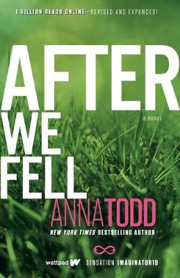 After We Fell By (author) Anna Todd ISBN:9781476792507