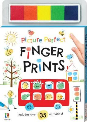 Picture Perfect Finger Prints Kit   ISBN:9781488933431