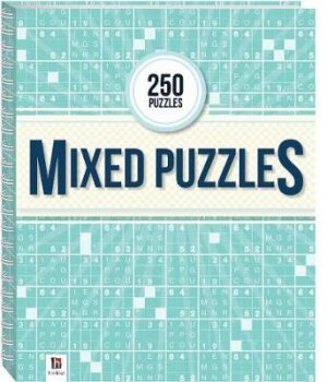 250 Puzzles: Mixed Puzzles Created by Hinkler Books Hinkler Books ISBN:9781488937538