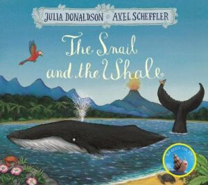 The Snail and the Whale By (author) Julia Donaldson ISBN:9781509812523