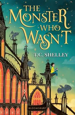 The Monster Who Wasn't By (author) T C Shelley ISBN:9781526600837