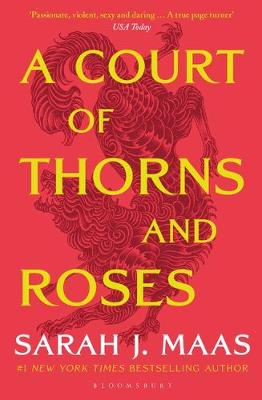 A Court of Thorns and Roses: The #1 bestselling series By (author) Sarah J. Maas ISBN:9781526605399