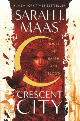 House of Earth and Blood By (author) Sarah J. Maas ISBN:9781526610126
