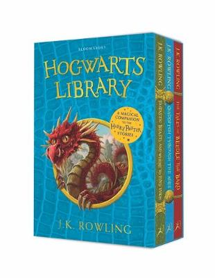 The Hogwarts Library Box Set By (author) J.K. Rowling ISBN:9781526620309