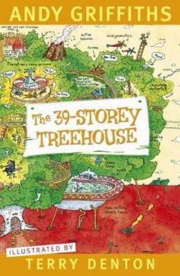 The 39-Storey Treehouse By (author) Andy Griffiths ISBN:9781742612379