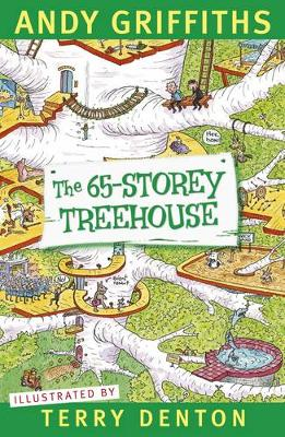 The 65-Storey Treehouse By (author) Andy Griffiths ISBN:9781743533222
