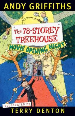 The 78-Storey Treehouse By (author) Andy Griffiths ISBN:9781743535004
