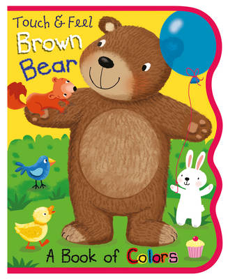 Brown Bear Colours Other primary creator Lake Press ISBN:9781760451165