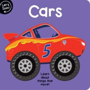 Let's Spin Cars   ISBN:9781760452902