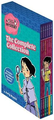 The Complete Collection: A Billie B Mystery complete collection of 6 books! By (author) Sally Rippin ISBN:9781760503673