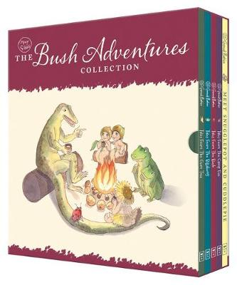 The Bush Adventures Collection (May Gibbs) By (author) May Gibbs ISBN:9781760971946