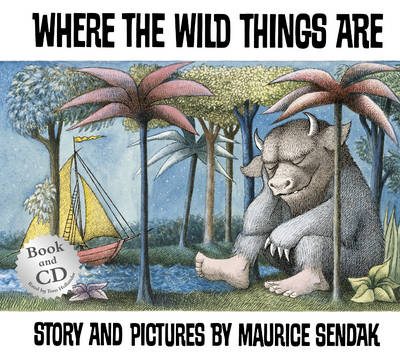 Where The Wild Things Are By (author) Maurice Sendak ISBN:9781782955030