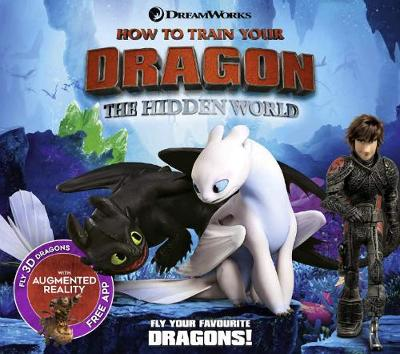 How to Train Your Dragon: The Hidden World (Augmented Reality) By (author) Emily Stead ISBN:9781783124343