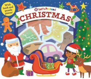 Let's Pretend Christmas By (author) Roger Priddy ISBN:9781783416974