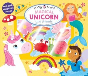 Let's Pretend Magical Unicorn & Friends By (author) Roger Priddy ISBN:9781783419678