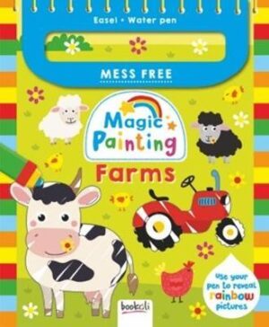 Magic Painting: Farm Compiled by Bookoli Limited ISBN:9781787724242