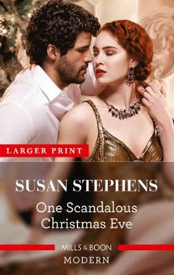 One Scandalous Christmas Eve By (author) Susan Stephens ISBN:9781867214380