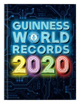 Guinness World Records 2020: The Bestselling Annual Book of Records Prepared for publication by Guinness World Records ISBN:9781912286812