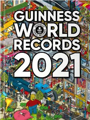 Guinness World Records 2021 By (author) Guinness World Records ISBN:9781913484071