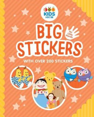 ABC Kids: Big Stickers for Little Hands   ISBN:9781925970852